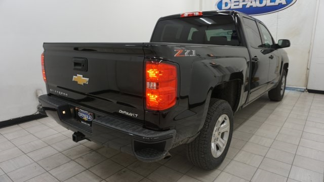 2018 Silverado 1500 Crew Cab 4x4,  Pickup #T19241 - photo 11