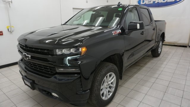 2019 Silverado 1500 Crew Cab 4x4,  Pickup #T19297 - photo 1