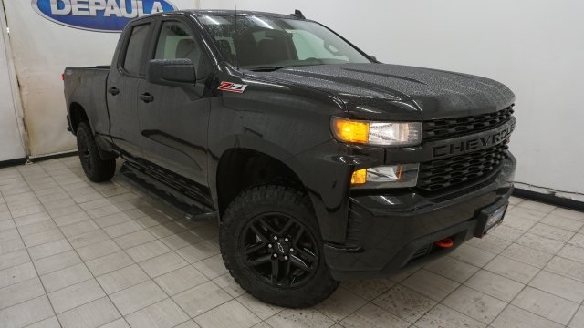 2019 Silverado 1500 Double Cab 4x4,  Pickup #T19321 - photo 1