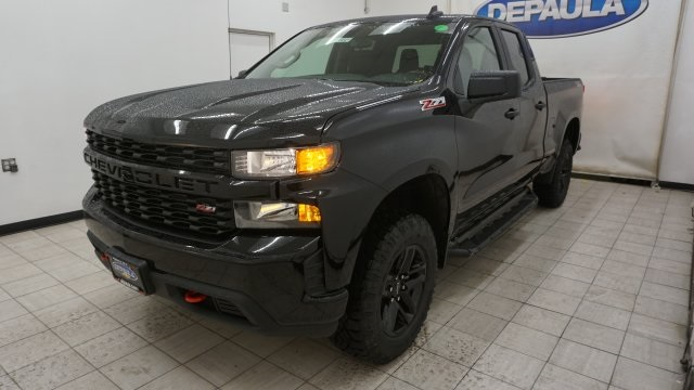 2019 Silverado 1500 Double Cab 4x4,  Pickup #T19321 - photo 7