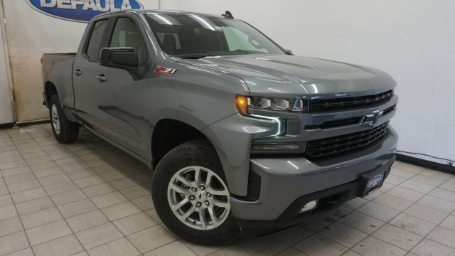 2019 Silverado 1500 Double Cab 4x4,  Pickup #T19500 - photo 3