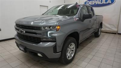 2019 Silverado 1500 Double Cab 4x4,  Pickup #T19500 - photo 1