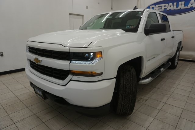 2018 Silverado 1500 Crew Cab 4x4,  Pickup #T19582 - photo 7