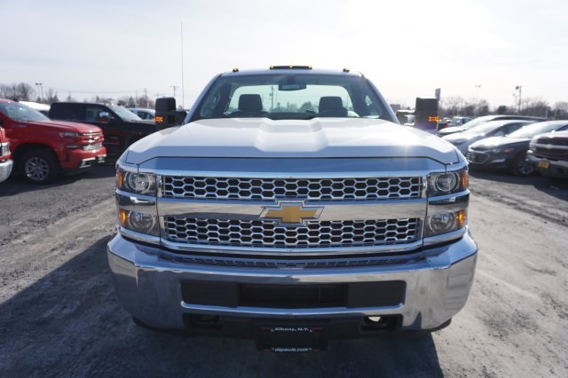 2019 Silverado 3500 Regular Cab DRW 4x4,  Cab Chassis #T19620 - photo 12