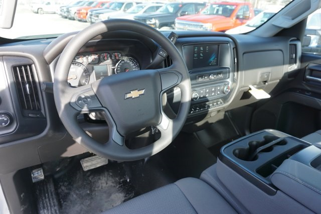 2019 Silverado 3500 Regular Cab DRW 4x4,  Cab Chassis #T19620 - photo 4