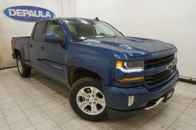 2019 Silverado 1500 Double Cab 4x4,  Pickup #T19635 - photo 3
