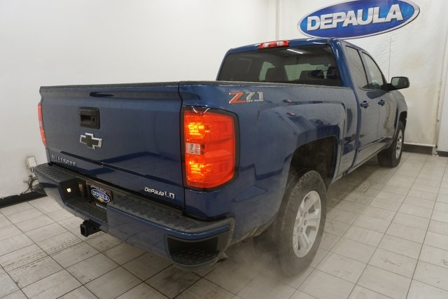2019 Silverado 1500 Double Cab 4x4,  Pickup #T19635 - photo 11