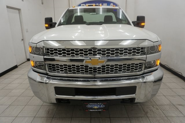 2019 Silverado 3500 Regular Cab DRW 4x4,  Cab Chassis #T19782 - photo 12