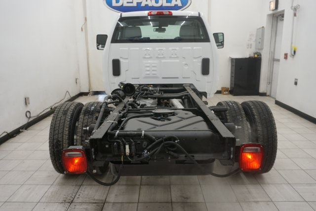 2019 Silverado 3500 Regular Cab DRW 4x4,  Cab Chassis #T19782 - photo 6