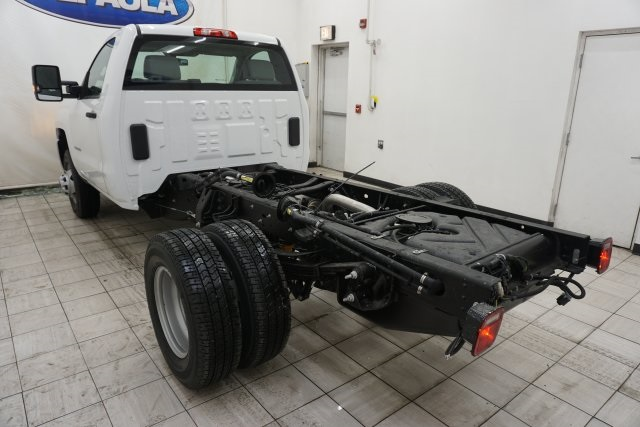 2019 Silverado 3500 Regular Cab DRW 4x4,  Cab Chassis #T19795 - photo 2