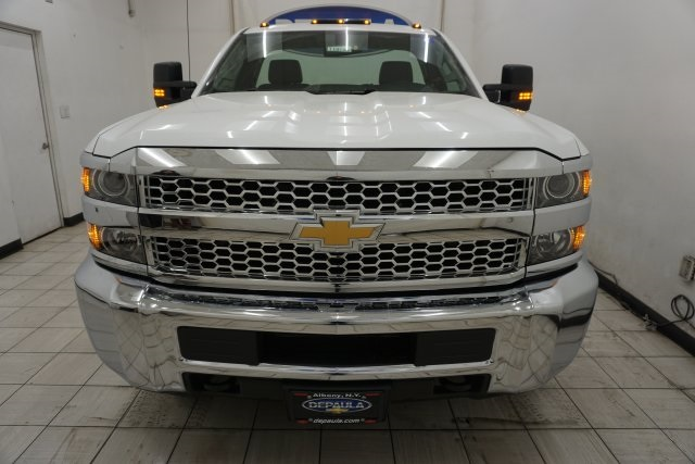 2019 Silverado 3500 Regular Cab DRW 4x4,  Cab Chassis #T19795 - photo 12