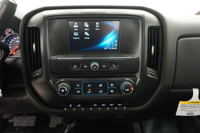 2019 Silverado 3500 Regular Cab DRW 4x4,  Cab Chassis #T19795 - photo 15