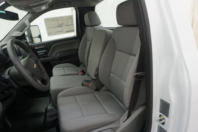 2019 Silverado 3500 Regular Cab DRW 4x4,  Cab Chassis #T19795 - photo 19