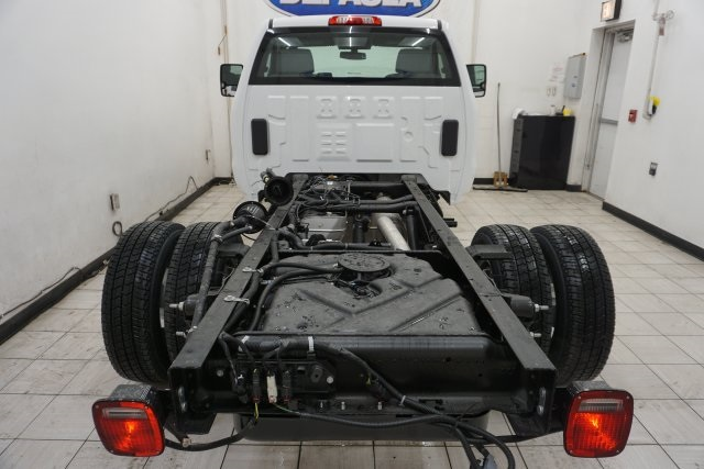 2019 Silverado 3500 Regular Cab DRW 4x4,  Cab Chassis #T19795 - photo 7