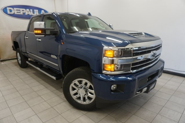2019 Silverado 3500 Crew Cab 4x4,  Pickup #T19796 - photo 3