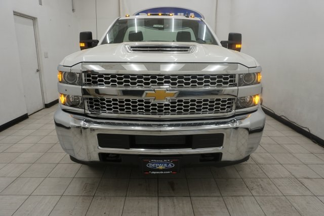 2019 Silverado 3500 Regular Cab DRW 4x4,  Cab Chassis #T19797 - photo 12