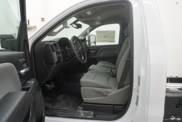 2019 Silverado 3500 Regular Cab DRW 4x4,  Cab Chassis #T19797 - photo 3