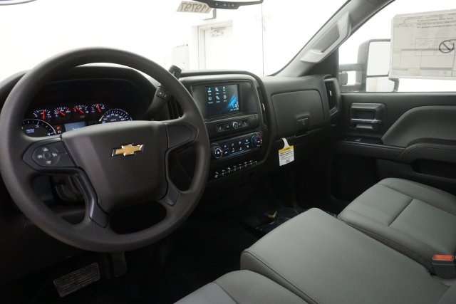 2019 Silverado 3500 Regular Cab DRW 4x4,  Cab Chassis #T19797 - photo 4