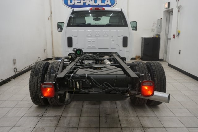 2019 Silverado 3500 Regular Cab DRW 4x4,  Cab Chassis #T19797 - photo 6