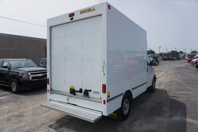 2019 Chevrolet Express 3500 4x2, Unicell Cutaway Van #T21009 - photo 1