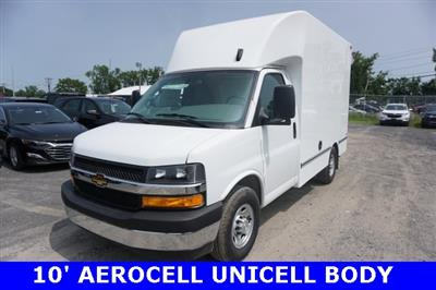 2019 Express 3500 4x2, Unicell Aerocell CW Cutaway Van #T21009 - photo 4