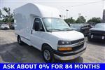 2019 Express 3500 4x2, Unicell Aerocell CW Cutaway Van #T21009 - photo 1