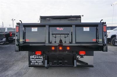 2019 Silverado 5500 Regular Cab DRW 4x2, Rugby Eliminator LP Steel Dump Body #T21579 - photo 11