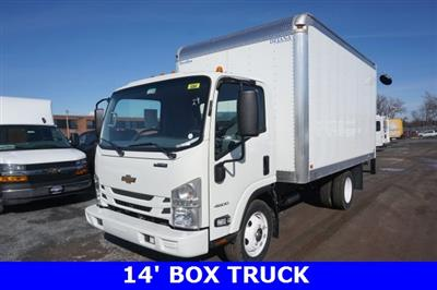 2019 LCF 4500 Regular Cab 4x2, Dejana DuraBox Dry Freight #T22346 - photo 7