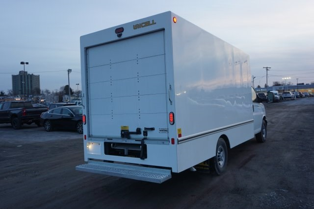 2019 Express 3500 4x2, Unicell Aerocell CW Cutaway Van #T22473 - photo 2