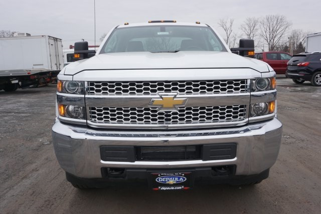 2019 Silverado 2500 Double Cab 4x4, Reading Classic II Steel Service Body #T22529 - photo 10