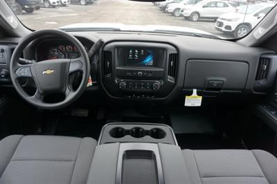 2019 Silverado 2500 Double Cab 4x4, Reading Classic II Steel Service Body #T22529 - photo 4