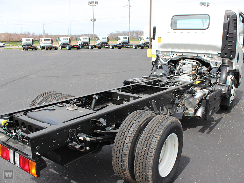 2014 NPR ECO-MAX Regular Cab 4x2,  Cab Chassis #1003 - photo 3