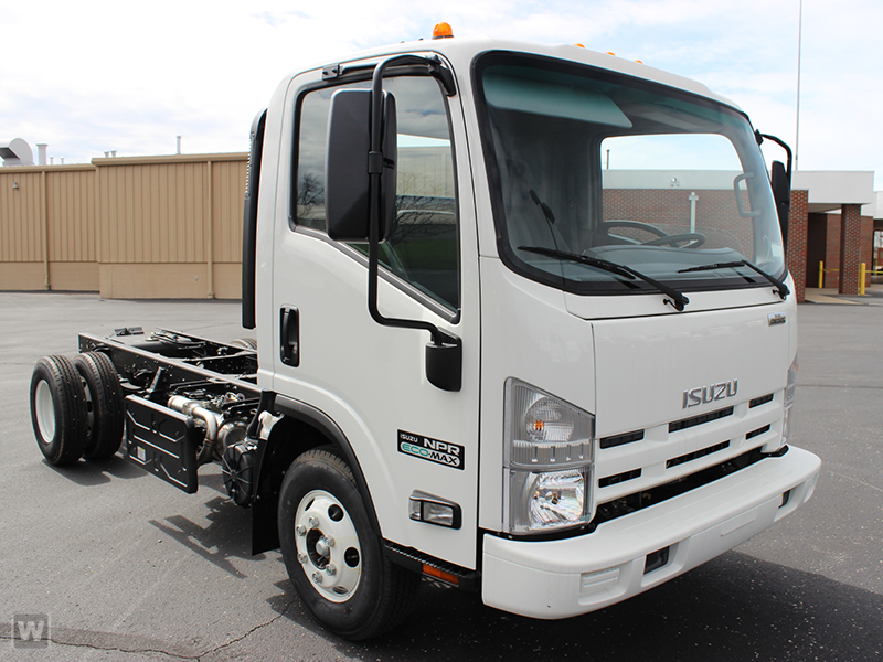 2014 NPR ECO-MAX Regular Cab Cab Chassis #1003 - photo 4