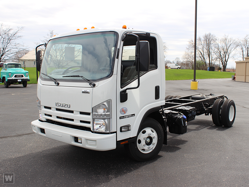 2015 NPR-HD Regular Cab, Cab Chassis #1004 - photo 1