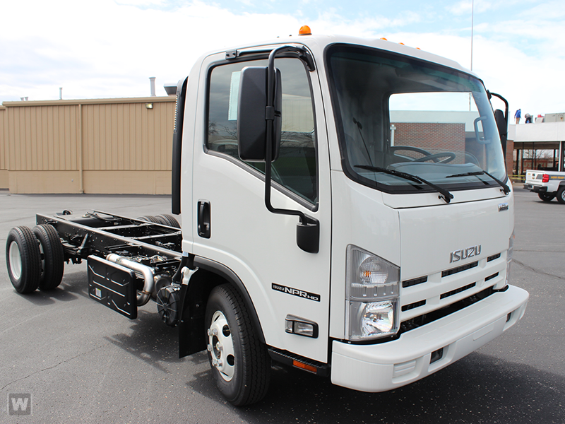 2015 NPR-HD Regular Cab Cab Chassis #1004 - photo 5