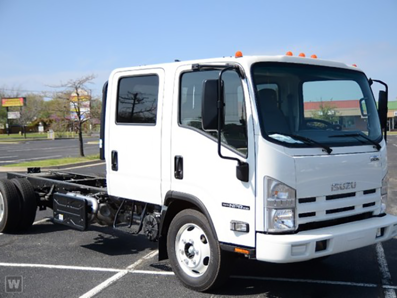 2015 NPR-HD Crew Cab Cab Chassis #1006 - photo 4