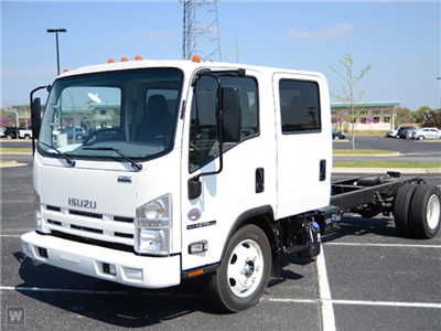 2015 NPR-HD Crew Cab Cab Chassis #1006 - photo 5