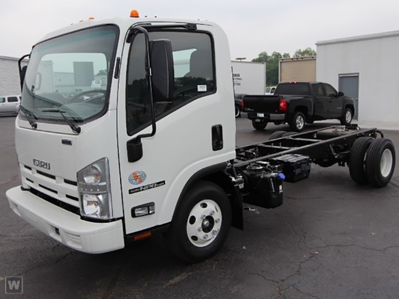 2015 NPR-HD Regular Cab Cab Chassis #1007 - photo 3
