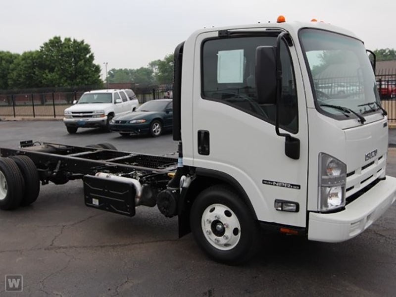 2015 NPR-HD Regular Cab Cab Chassis #1007 - photo 4