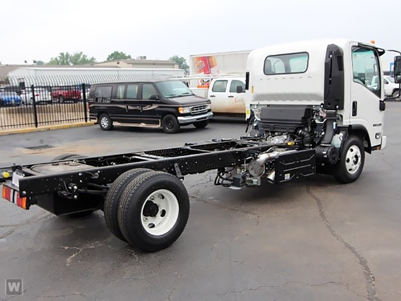 2015 NPR-HD Regular Cab Cab Chassis #1007 - photo 5