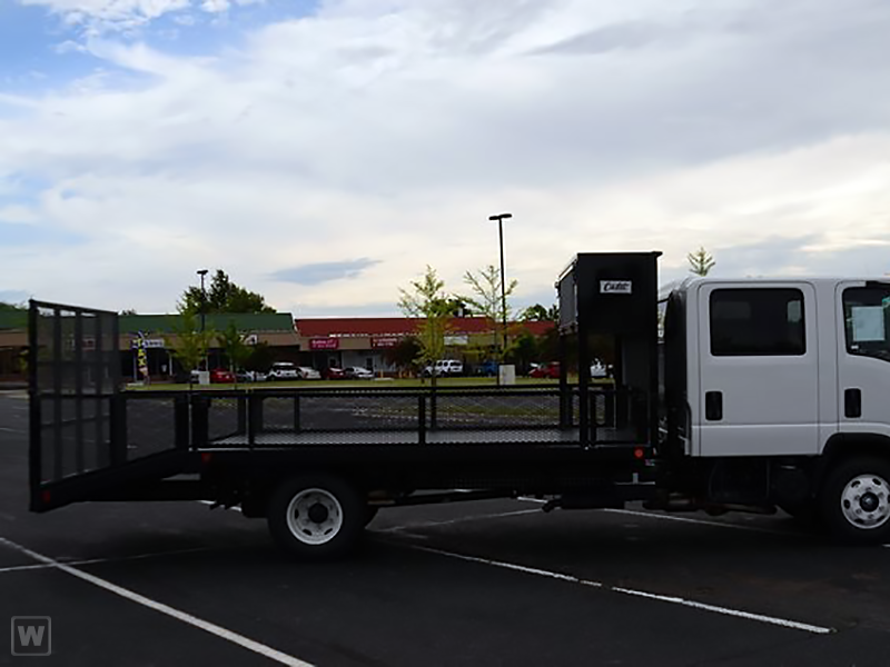 2015 NPR Crew Cab, Cadet Platform Body #1009 - photo 4
