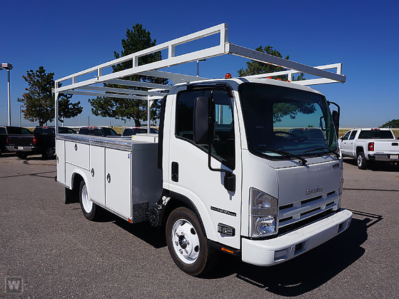 2015 NPR-HD Regular Cab, Service Body #1010 - photo 1