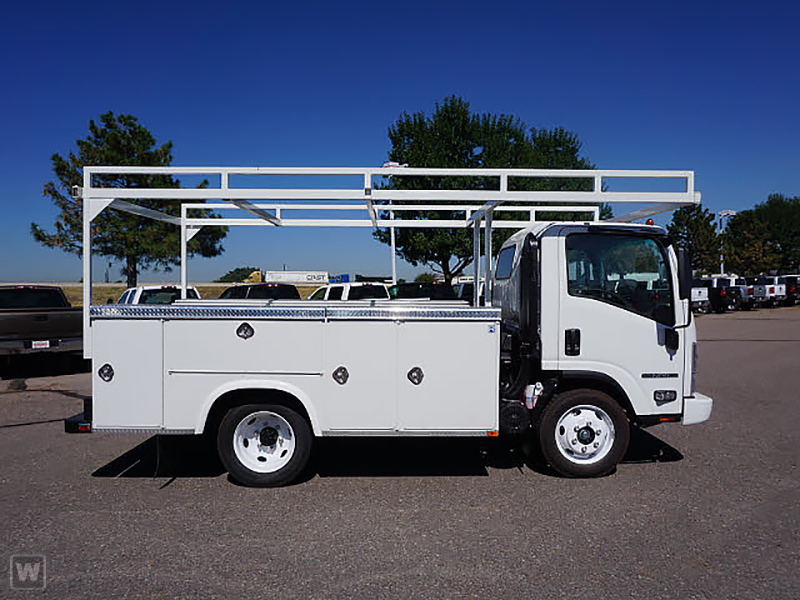 2015 NPR-HD Regular Cab 4x2,  Service Body #1010 - photo 3