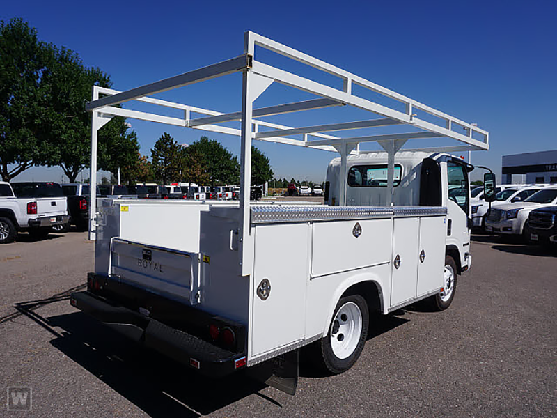 2015 NPR-HD Regular Cab 4x2,  Service Body #1010 - photo 2