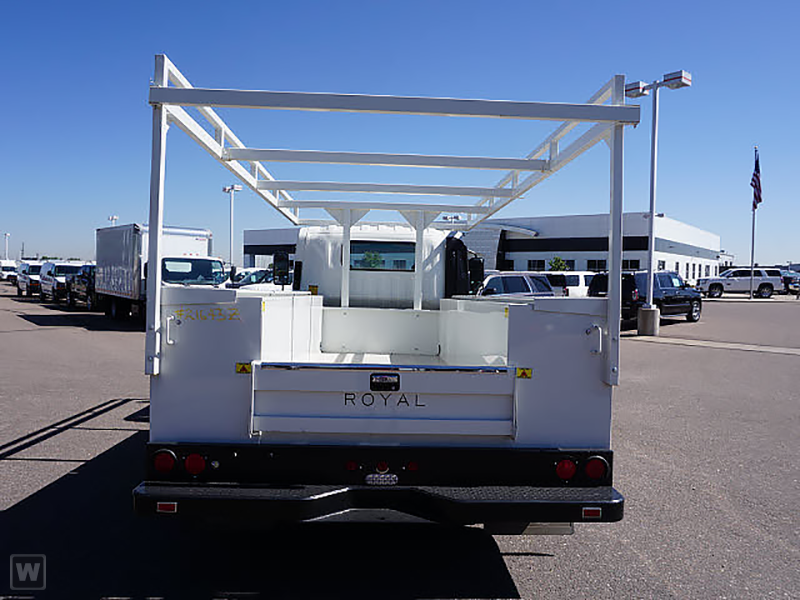 2015 NPR-HD Regular Cab 4x2,  Service Body #1010 - photo 4