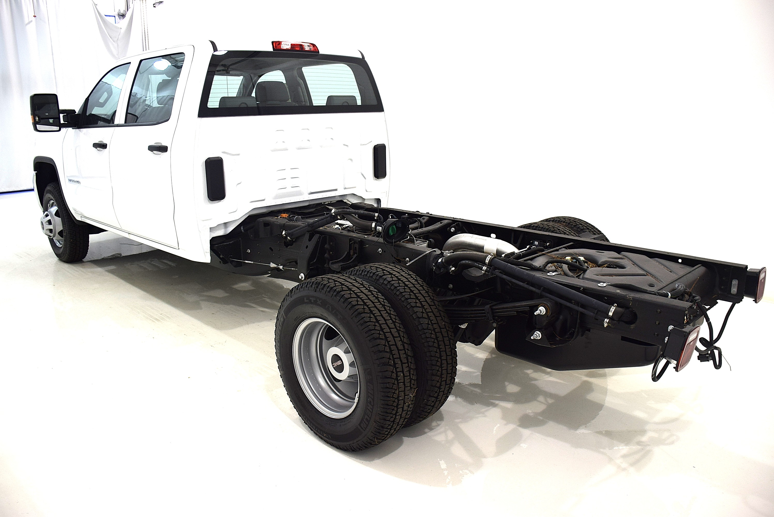 2016 Sierra 3500 Crew Cab 4x4, Cab Chassis #63620 - photo 2