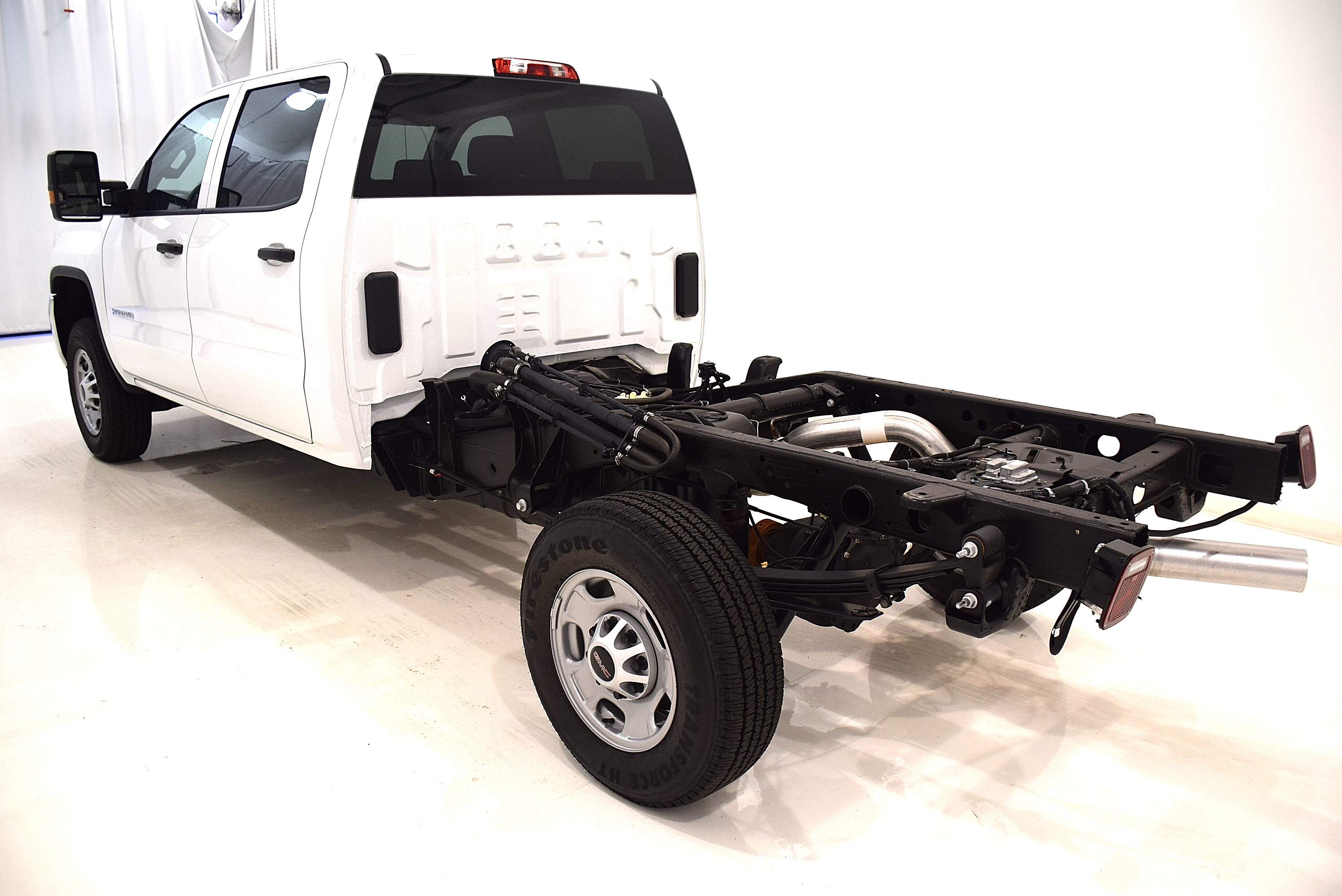 2016 Sierra 2500 Crew Cab, Cab Chassis #63694 - photo 2