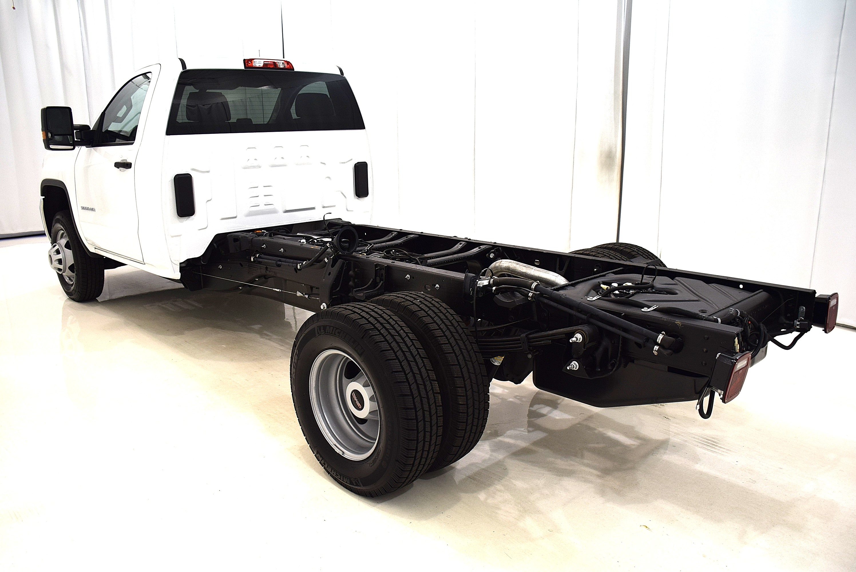2016 Sierra 3500 Regular Cab 4x4, Cab Chassis #63717 - photo 2