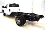 2016 Sierra 3500 Regular Cab 4x4, Cab Chassis #63717 - photo 1