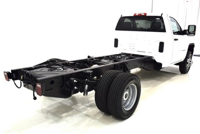 2016 Sierra 3500 Regular Cab, Cab Chassis #63741 - photo 3